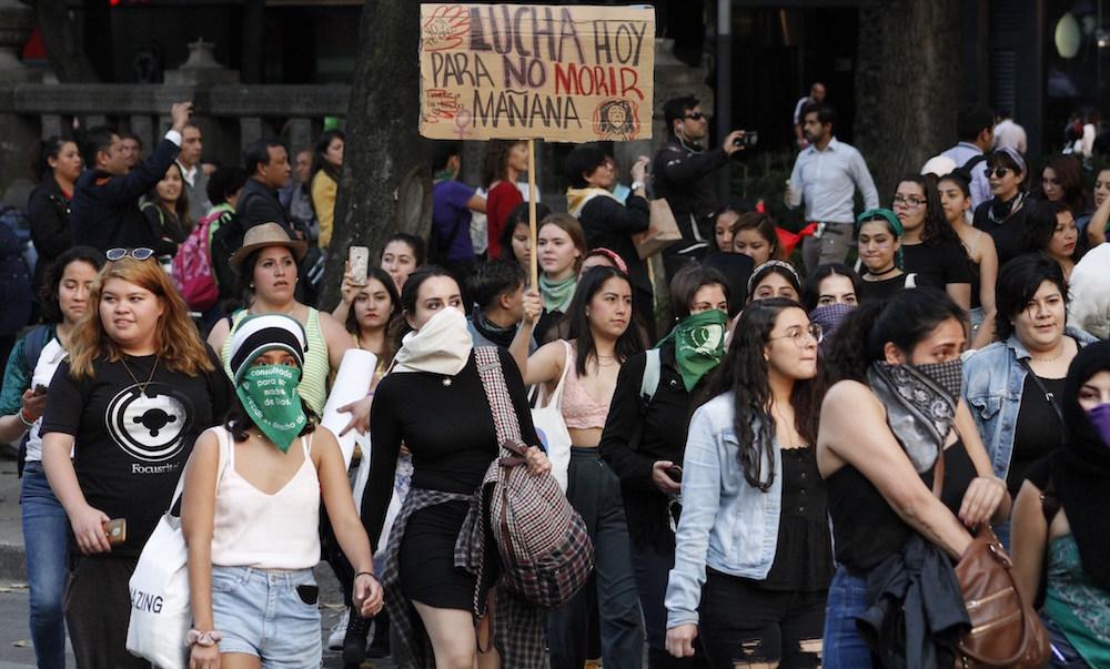 Noticias feministas 2019 méxico