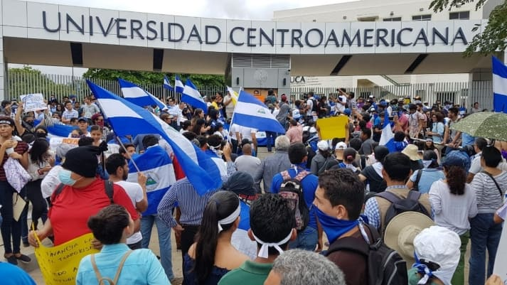 Uca Calendario Academico.Uca Lanza Plan Institucional Frente A Crisis Politico Social